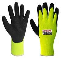 Sıvı ve kimyasal risk eldivenleri, kesilmeye dirençli eldivenler vs.